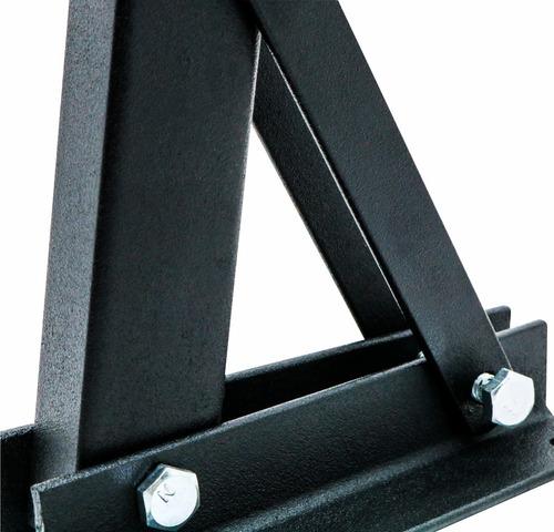 kit 2 suporte parede caixa de som acústica ask ch4 até 45kg
