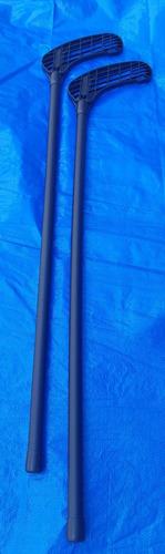kit 2 tacos de floorball escolar - eurostick master 106cm