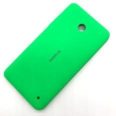 kit 2 tampa traseira nokia microsoft lumia 630 + pelicula v