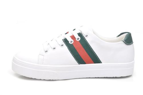 87f98a62380 kit 2 tênis casual feminino frete grátis branco e rose. Carregando zoom.