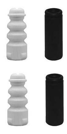kit 2 topes y fuelles amortiguador trasero suran