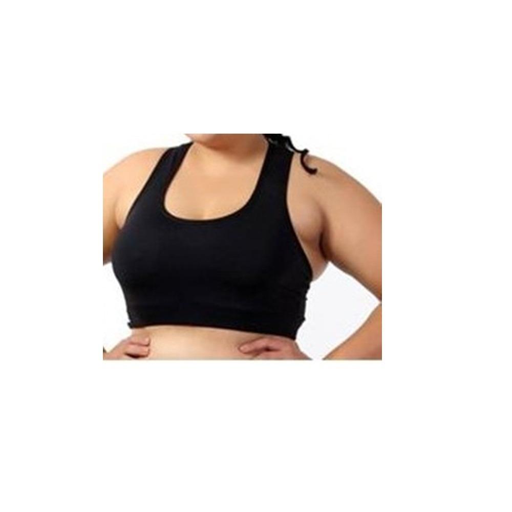 f8ac12349bbe Kit 2 Tops Nadador Plus Size Suplex Poliamida - R$ 139,80 em Mercado ...