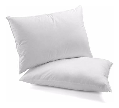 kit 2 travesseiros de fibra de boa qualidade barato promoção