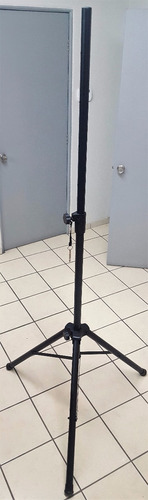 kit 2 tripies pedestal reforzado bocina amplificada bafle