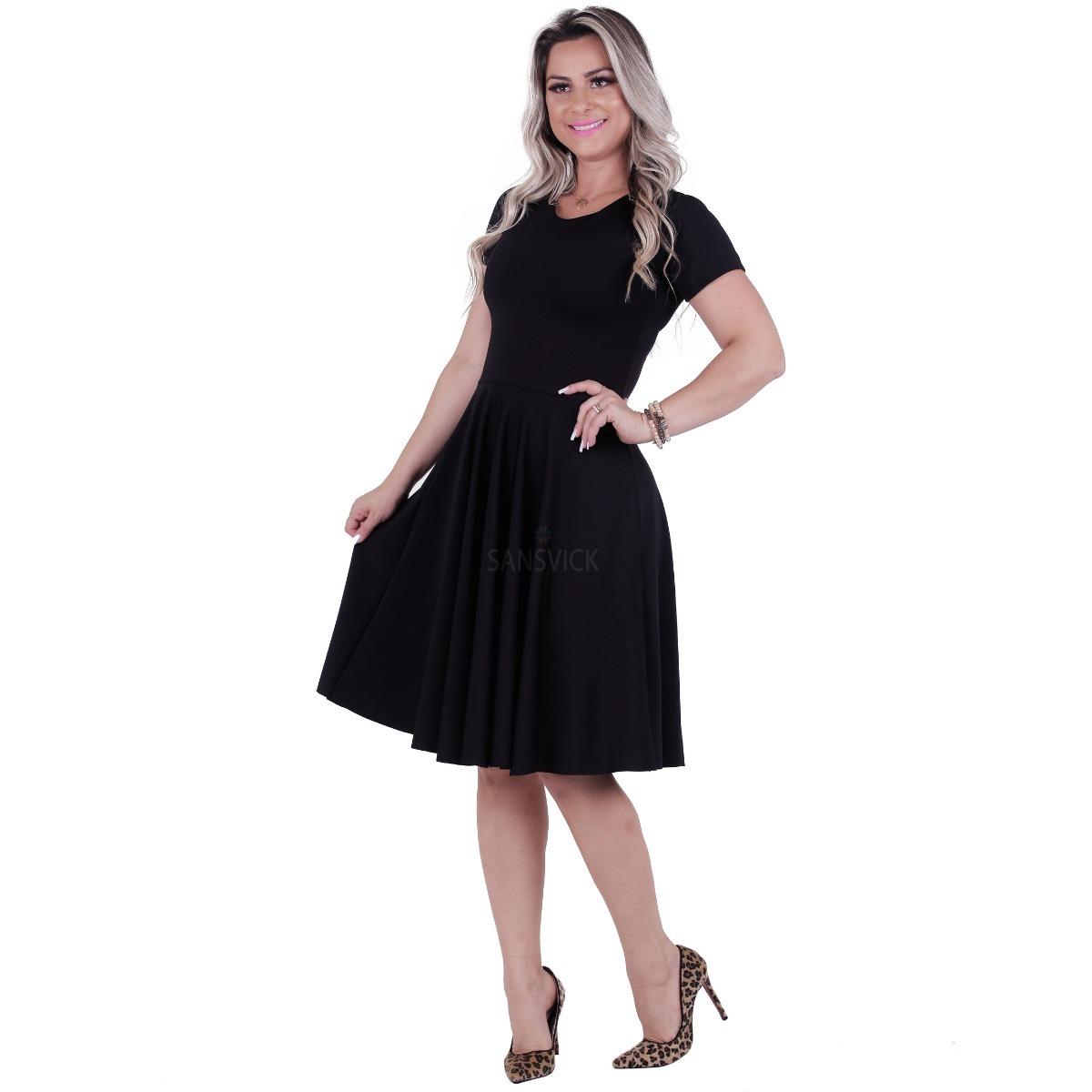 cbefb34647 kit 2 vestidos rodado godê moda evangélica lançamento 2019. Carregando zoom.