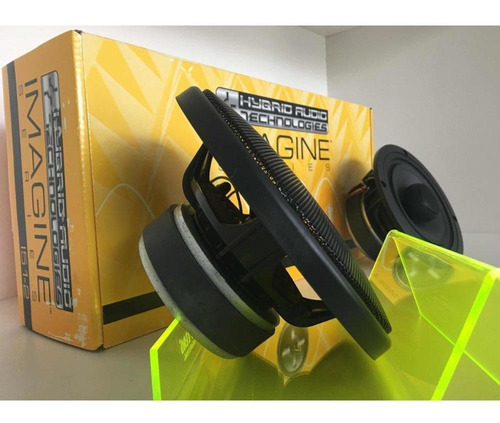 kit 2 vias e coaxial hybrid audio imagine 5,5
