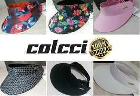 a84312eb3 Bone Feminino Colcci - Calçados, Roupas e Bolsas no Mercado Livre Brasil