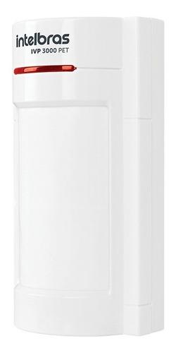 kit 2 x sensor infravermelho pet intelbras ivp 3000 pet
