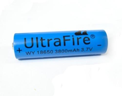 kit 20 baterias 18650 4200 mah 3.7v li-ion p lanterna tatica
