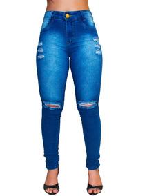 1d2ce60ad Calca Jeans Feminina Atacado Bras - Calçados, Roupas e Bolsas no Mercado  Livre Brasil