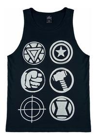 066ba2b8e0 Regatas Femininas Super Herois - Camisetas com o Melhores Preços no ...