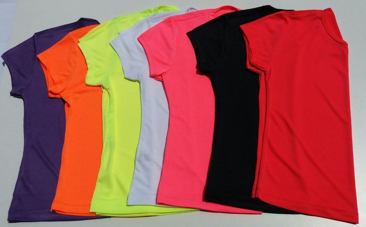 d7f6c10794cf2 Kit 20 Camisetas Baby Look Dry Fit Atacado Revenda Esporte - R  416 ...