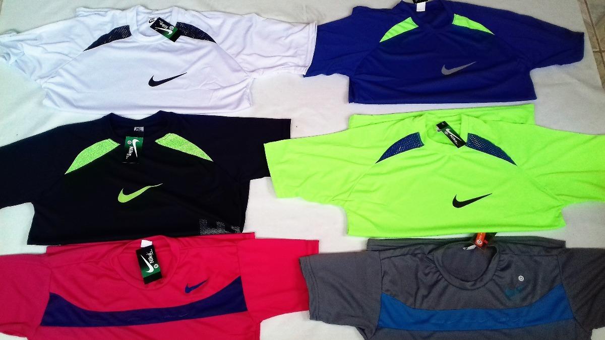 922fa19bb0 Kit 20 Camisetas Camisas Masculinas Dry Fit Nike Academia - R  240 ...