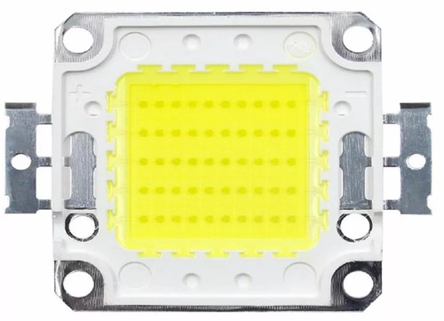 kit 20 chip led 50w para reposição de refletor 50w 100w 150w