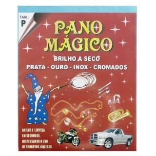 kit 20 flanela  limpa e ilustra jóias pano mágico