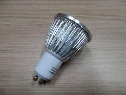 kit 20 lampada led bivolt branco frio spot gu10 5w