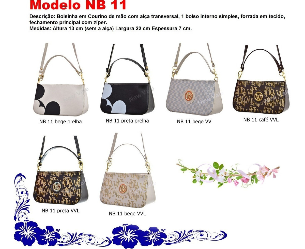 a71a032f1 kit 20 lindas bolsas femininas para revenda preço de atacado. 10 Fotos