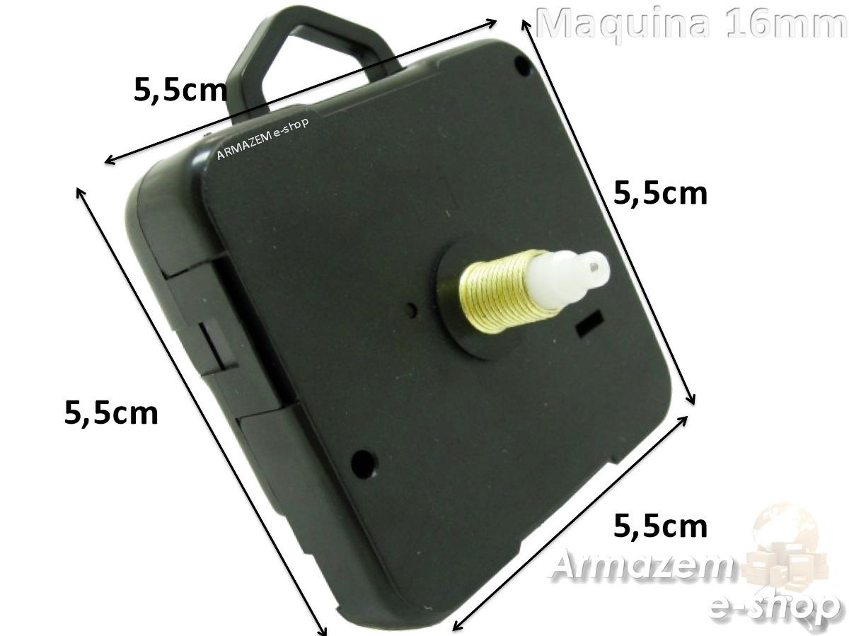 c04bf5c477e Kit 20 Maquinas Relógio Com Alça Eixo 16mm Mov. Alternado - R  65