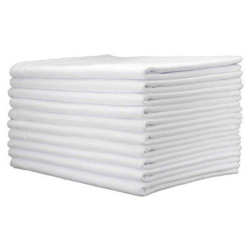 kit 20 saco alvejado pano chão branco limpeza preço promoção