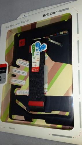 kit 20 suporte veicular ipad 2 e 3 encosto banco mesa mão