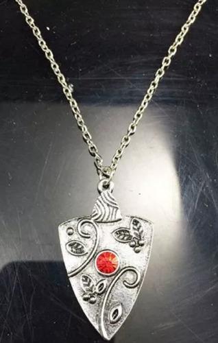kit 20 unid colar talismã bonnie bennett vampire diaries