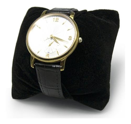 kit 20 unidades mini almofada relógio - 10cmx7cm