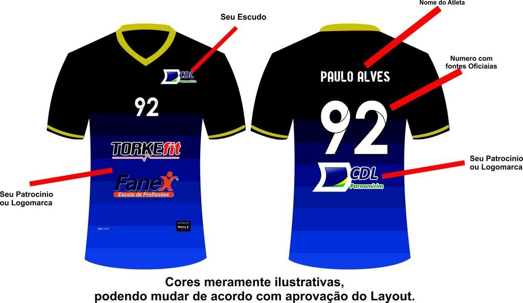 kit 20 (uniforme para futebol infantil (camisa+calção)). Carregando zoom. 569c73799f591