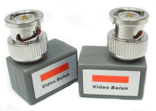 kit 20 video balun transceptor de video utp cctv vigilancia