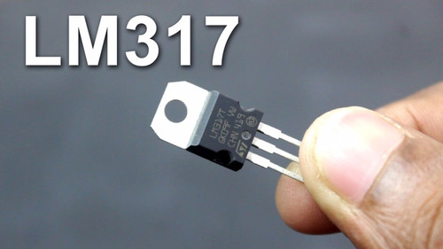 kit 200 ci regulador de tensão lm317t ci lm 317t