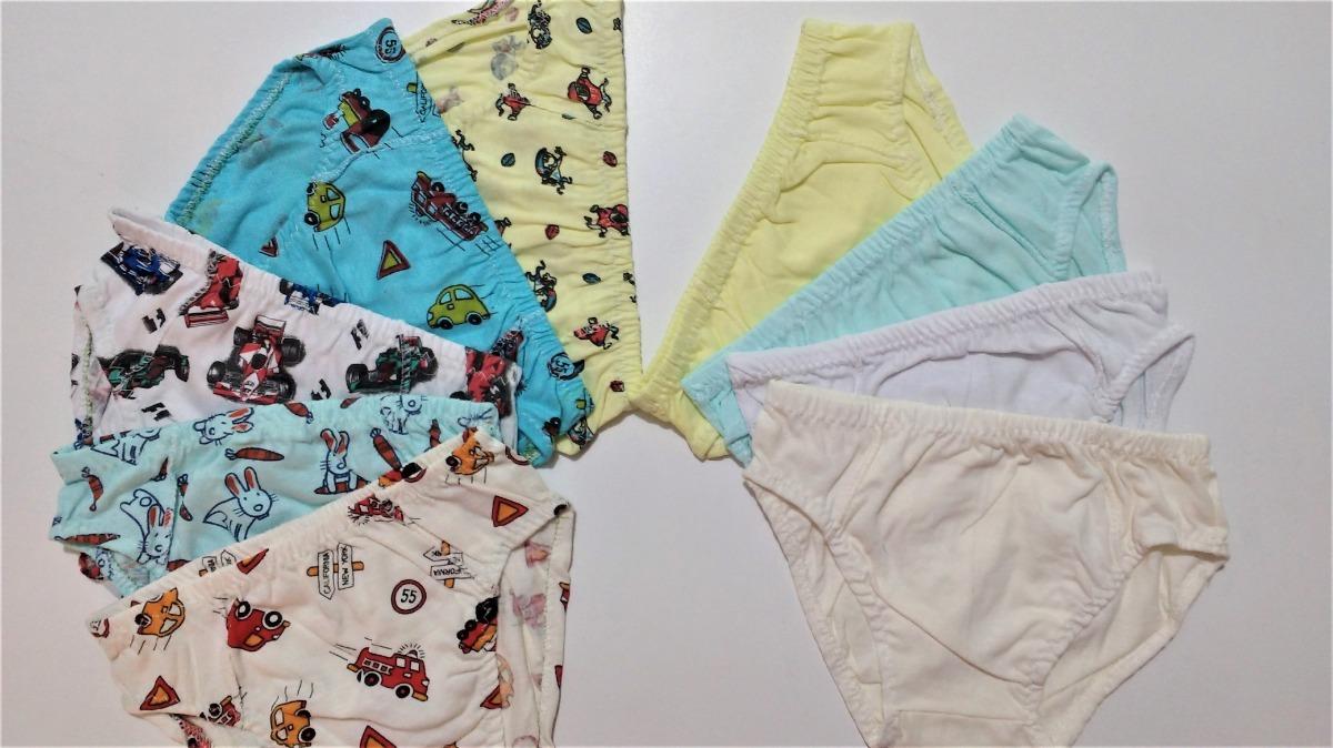 aea5b1415e kit 200 cueca infantil rebatida 100% algodão atacado revenda. Carregando  zoom.