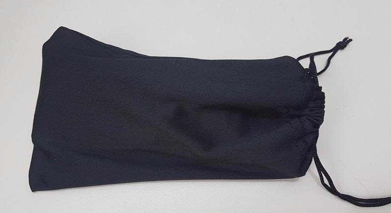fb124e9b0 Kit 200 Saquinhos Saco Case Microfibra Preto Óculos Sol Grau - R ...