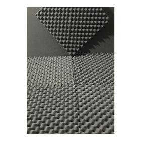 Kit 22 Placas 20mm Cobre 5,5 M² Espuma Acustica Anti Chamas