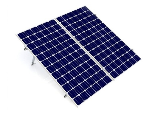 kit 230kwh 2 paneles solares poly 335w inversor aps 600w 127