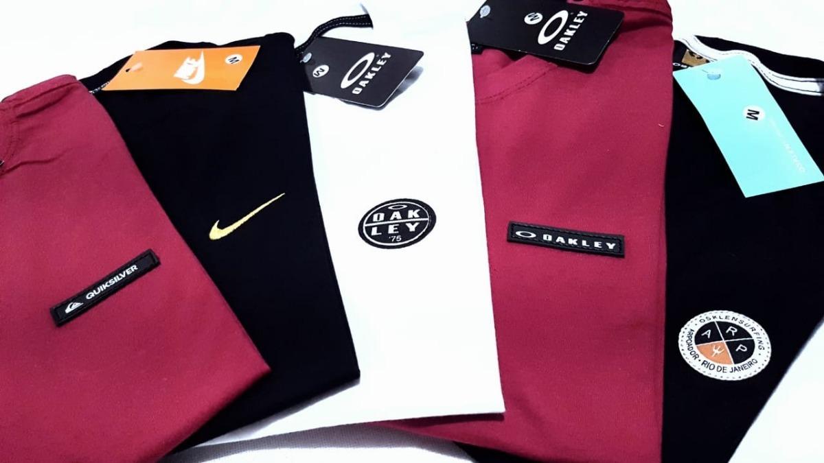 f6d3f48656 kit 25 camisetas bordadas masculina camisa blusa no atacado. Carregando  zoom.