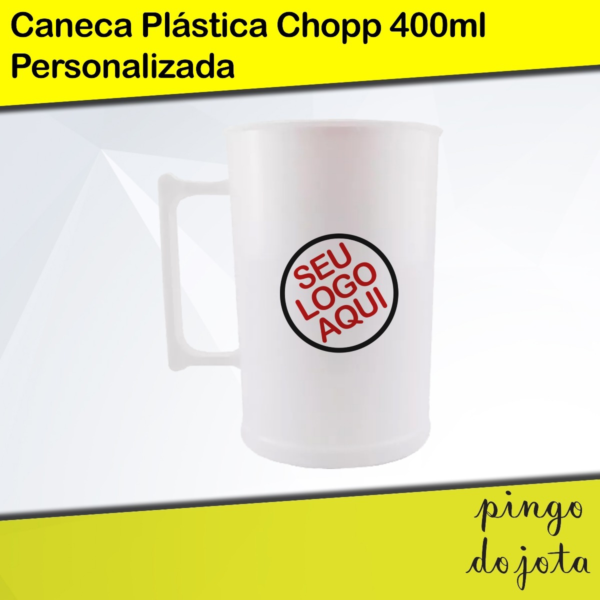 7bc6726c9 Kit 25 Canecas Chopp 300ml Personalizada Acrílico Festa - R  74
