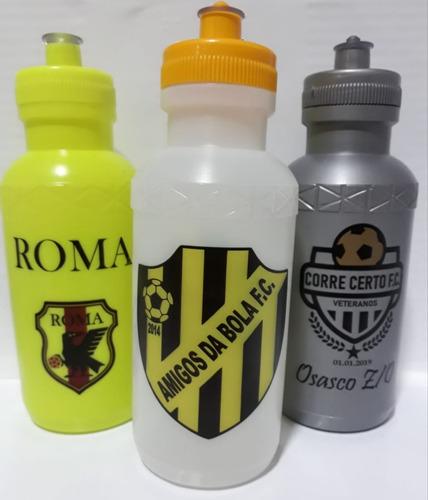 kit 25 garrafas squeeze 500 ml personalizados