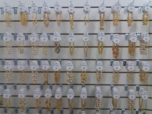 kit 25 pulseiras femininas folheadas a ouro atacado revenda