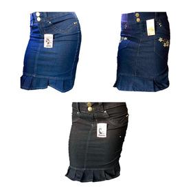 3b0ea604ac Saia Jeans Evangelica Revenda - Saias Femininas ao melhor preço no Mercado  Livre Brasil
