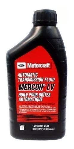 kit 2l óleo de cambio automático ford motorcraft mercon lv