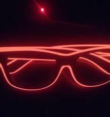 854623e51 Kit 2pcs Oculos Led Para Festivais Baladas Eletronicas Dj - R$ 119 ...