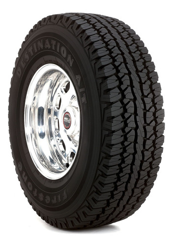 kit 2u 205/65 r15 t firestone destination a / t envío
