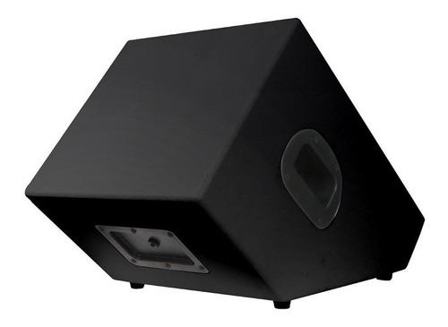 kit 2x monitores passivos somplus 10 pol 150w spmon102vias