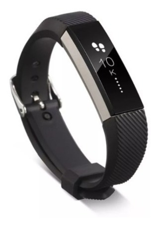 kit 2x pulseira compatível com fitbit alta hr e fitbit alta