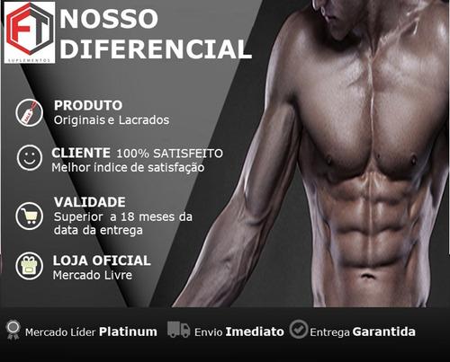 kit 2x six protein 2kg + 1x six protein 900g - bodybuilders