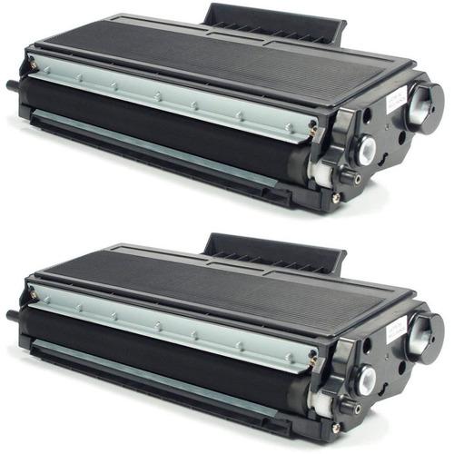 kit 2x toner tn650 dcp-8085dn 8065dn dcp8065dn - 100% novo