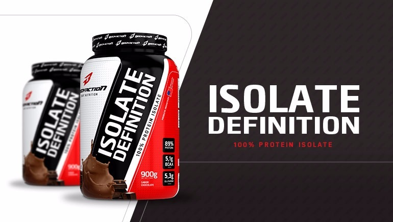 Kit 2x Whey Isolado = 1800gr Isolate Definition ...