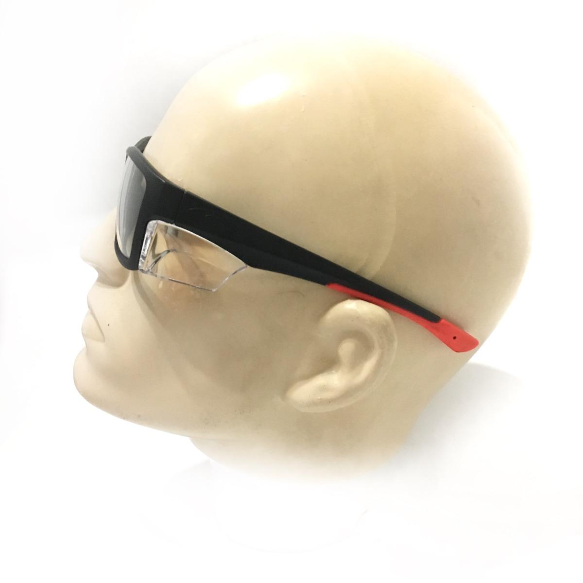 Kit 3 Armações Óculos Segurança P  Lente De Grau Ssrx - R  97,99 em ... 54318b478b