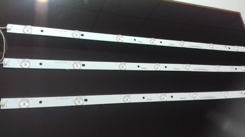 kit 3 barras led panasonic tc-32a400b tc32a400b tc-32d400b