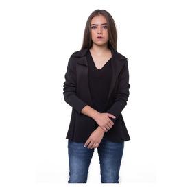 Kit 3 Blazer Terno Feminino Social Neoprene Casaco Atacado