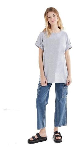 kit 3 blusas femininas básica algodão premium moda tumblr